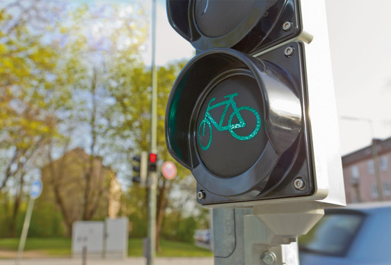 Bicycle traffic signals