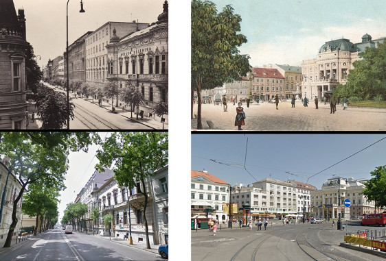 A walk through the history of Bratislava