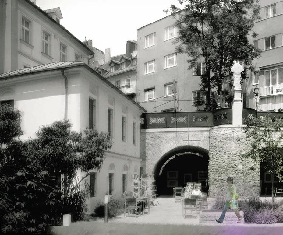 Stairway to Summer Athenaeum
