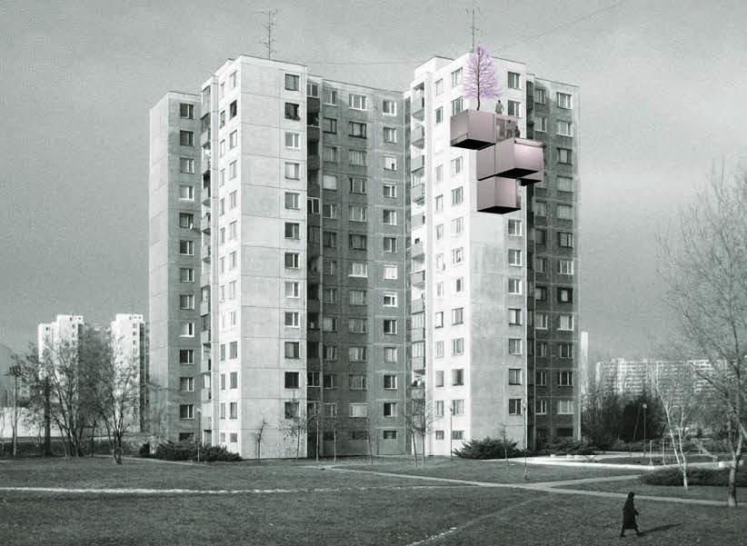 City in Lattice