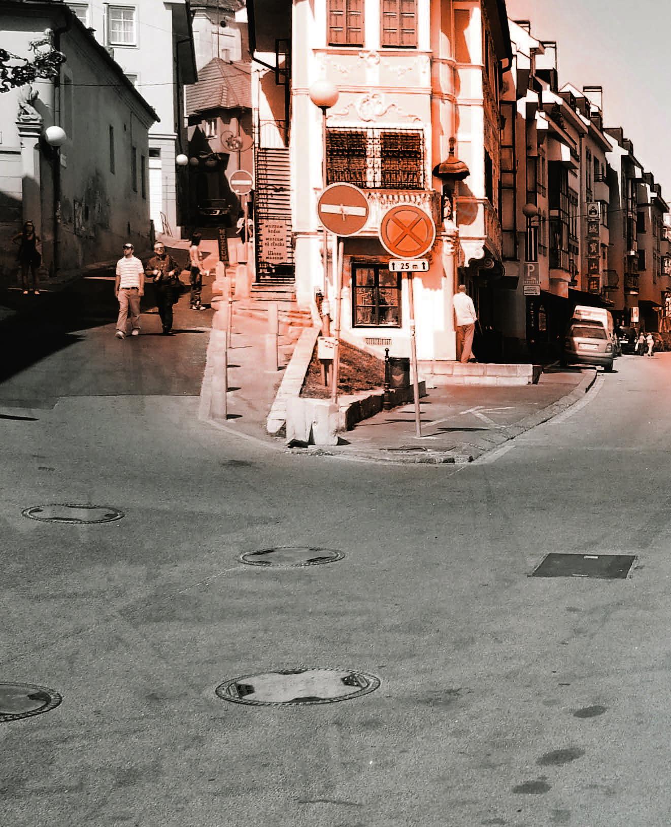 Zidovska Street