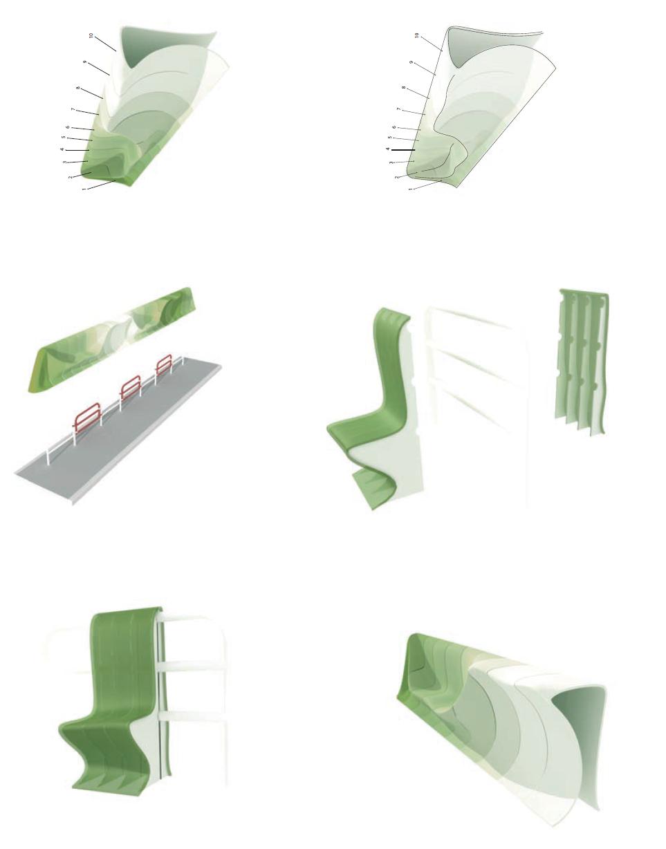 Wave Set of Blocks
